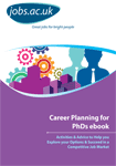 Career Planning for PhDs ebook