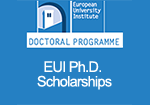 EUI Ph.D. scholarships