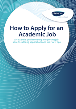 How to Apply for an Academic Job ebook