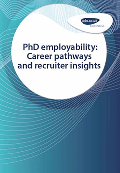 PhD employability: Career pathways and recruiter insights