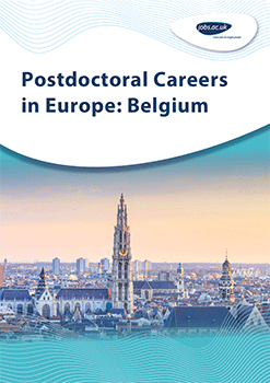 Postdoctoral careers in Europe: Belgium
