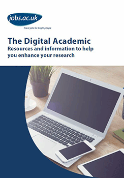 The digital academic: resources and information to help you enhance your research