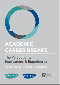 Academic Career Break research report
