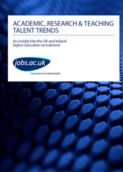 Academic, Research & Teaching Talent Trends