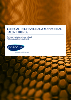 Clerical, Professional & Managerial Talent Trends