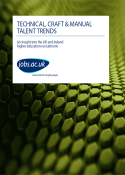 Technical, Craft & Manual Talent Trends